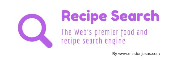 The best niche recipe search engine